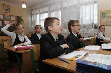 Киевские школьники торговали сладостями, собирая деньги для бойцов АТО