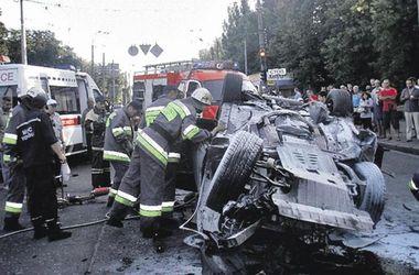 Капитану СБУ, устроившему смертельную аварию, дали семь лет тюрьмы