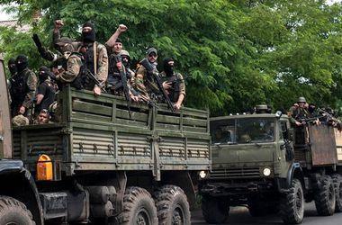 В Донбассе находится около 35 тысяч боевиков и российских военных – Селезнев