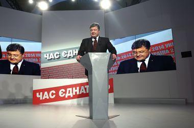 Выборы в Раду стоили партии Порошенко почти 100 млн гривен