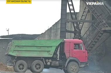 Украинские электростанции страдают от дефицита угля