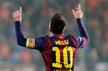 Месси стал лучшим бомбардиром в истории Лиги чемпионов