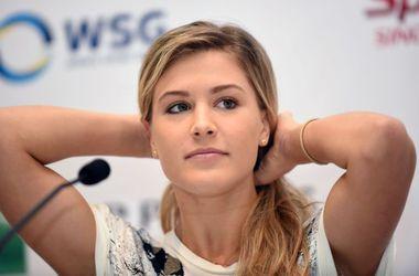 Первая красавица тенниса Эжени Бушар рассталась с тренером