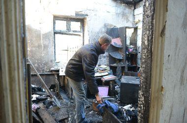 Обстановка в Донецке: разруха и подорвавшиеся на мине коммунальщики