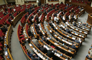 Лидеры фракций вместе с Яценюком и Порошенко совещаются в кабинете Турчинова