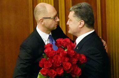 Яценюк вновь стал премьером
