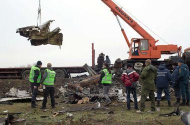Нидерланды не будут забирать из Украины обломки сбитого Боинга