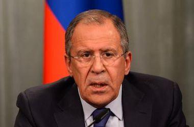Санкции Запада против РФ не помогут  решению кризиса в Украине - Лавров