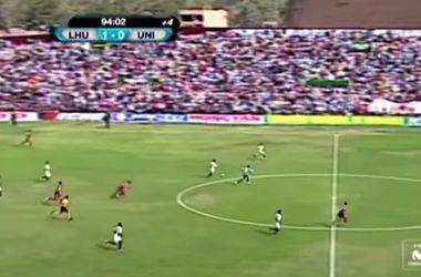 Фантастический спринт вратаря через все поле, не спасший команду от гола