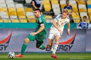 14 тур чемпионата Украины: время, котировки, ТВ, результаты, таблица