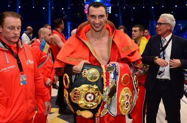 Бой Кличко - Фьюри может состояться летом 2015 года