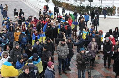 Студенты обещают в феврале третий Майдан