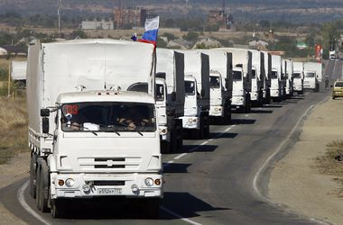 """В составе восьмого """"гумконвоя"""" из России было 18 бензовозов – ОБСЕ"""