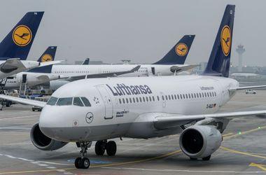 Lufthansa из-за забастовки пилотов отменила более тысячи рейсов