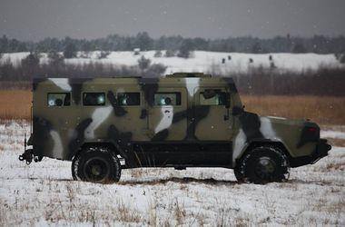 """Аваков показал бронированных """"Козаков"""""""
