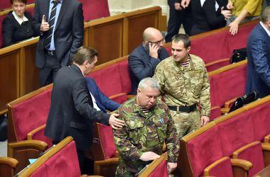 Заседание Верховной Рады: парламент поддержал решение голосовать министров пакетом (онлайн репортаж)