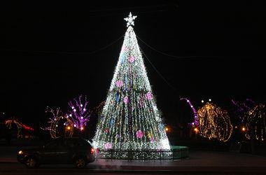 Возле главной елки страны состоится забег в новогодних шапках