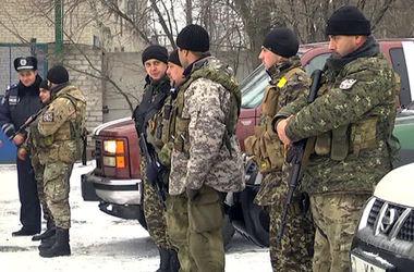 МВД совместно с представителями военной комендатуры усиленно патрулируют Волноваху