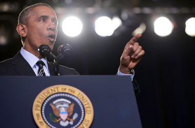 Туск и Обама обсудили ситуацию в Украине