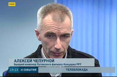 Даже в освобожденных городах Донбасса не работают украинские телеканалы