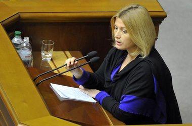 Геращенко убеждена, что Рада быстро изберет и руководство парламента, и правительство