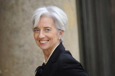 Глава МВФ призвала оказывать финпомощь Украине