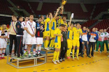 Сборная Украины обыграла Россию в финале чемпионата Европы