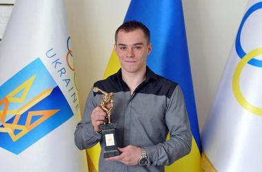 Олег Верняев стал лучшим спортсменом ноября