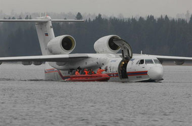 Черноморский флот получит самолет-амфибию для борьбы с кораблями