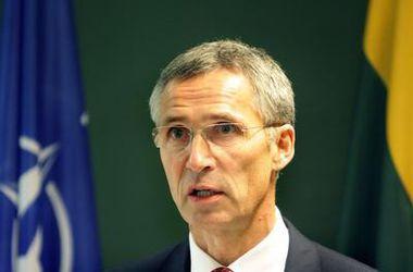 Столтенберг решил не вмешиваться в вопрос вступления Украины в НАТО