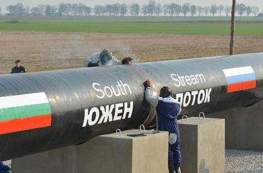 """""""Газпром"""" не получит компенсации за остановку """"Южного потока"""" - ЕК"""