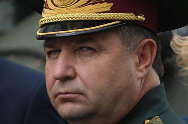 Полторак за предоставление волонтерам в Донбассе статуса участника боевых действий