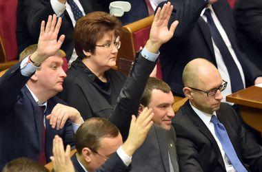 Предварительные итоги Рады: Список министров почти согласовали, но вопросы остаются