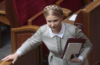 Второе заседание Рады: Тимошенко пришла в сером, Ляшко махал руками, а места коммунистов окропили святой водой
