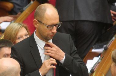 Яценюк - о новой Раде: Миссия будет выполнена