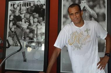 Ривалдо продает свой клуб, где он начинал карьеру