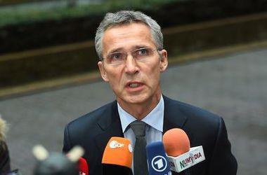 Столтенберг: Действия НАТО - ответ на агрессивную политику РФ