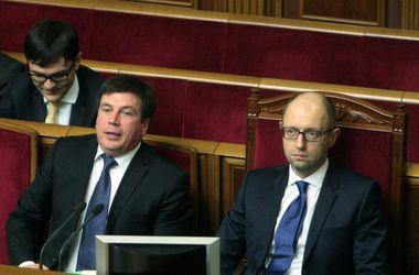 Яценюк: Мы выполним все, на что надеется украинский народ