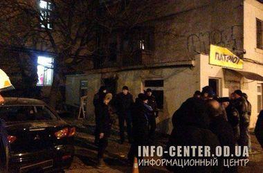 Ночной взрыв в центре Одессе квалифицирован как теракт