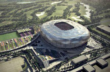 В Катаре представлен проект нового стадиона к ЧМ-2022