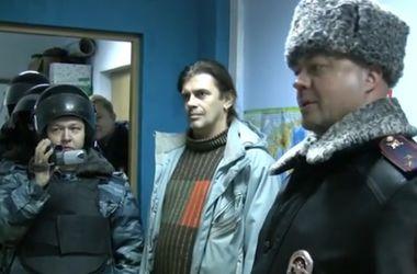 В Москве задержали людей, которые смотрели по Skype лекцию о Майдане