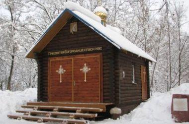 В Киеве неизвестные подожгли храм