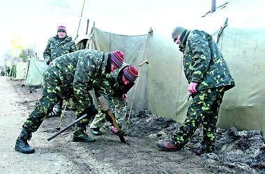 Какие льготы готовят в Киеве для участников военных действий в Донбассе