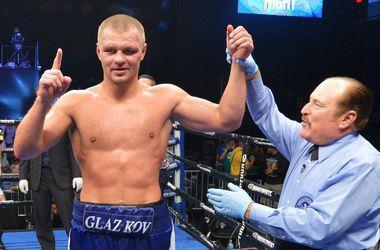 Украинец Глазков может стать официальным претендентом на бой с Владимиром Кличко