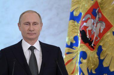 Путин прокомментировал рекордное падение рубля