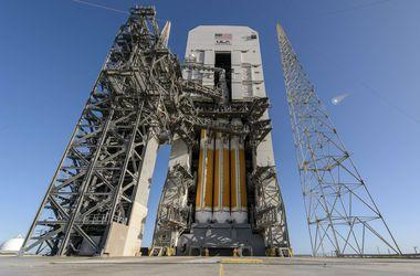 Запуск космической ракеты NASA перенесли из-за погоды