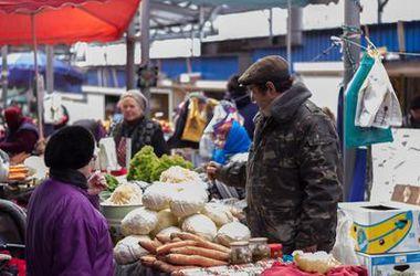 Переселенцам в Киеве предлагают работу на рынках и стройках