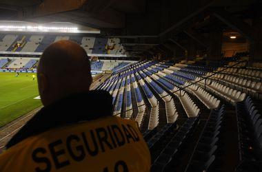 Восьмидесяти восьми фанатам в Испании запрещено посещать арены в течение 5 лет