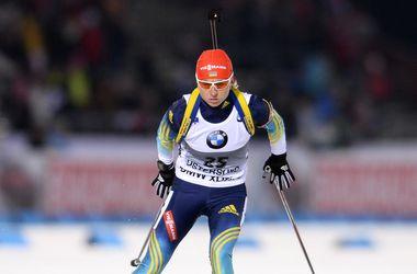 Валя Семеренко завоевала вторую медаль на Кубке мира в Эстерсунде