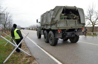 Министр обороны: Охрана военных объектов в Харькове усилена